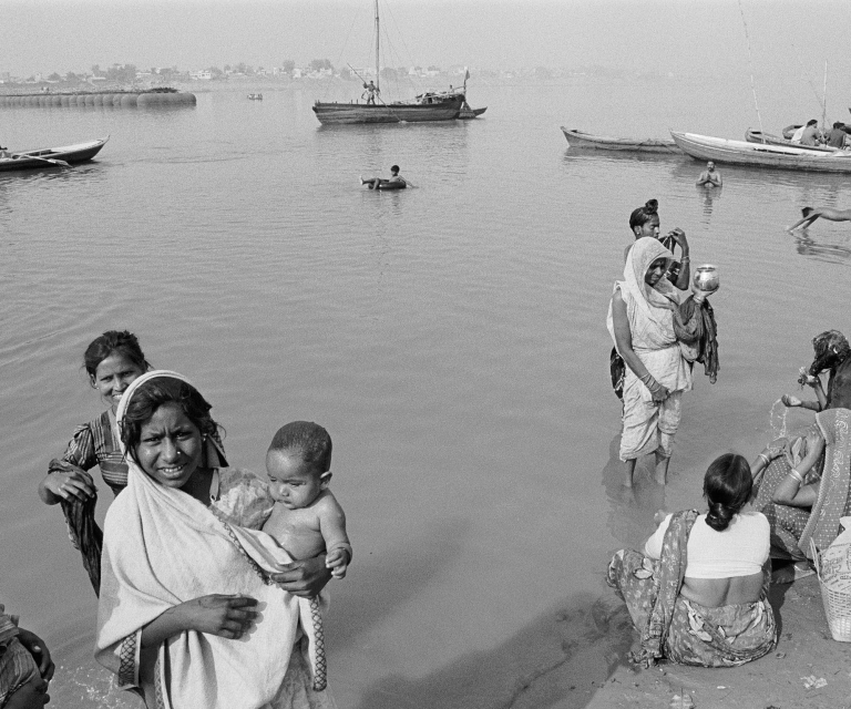 Holy Rivers of India II